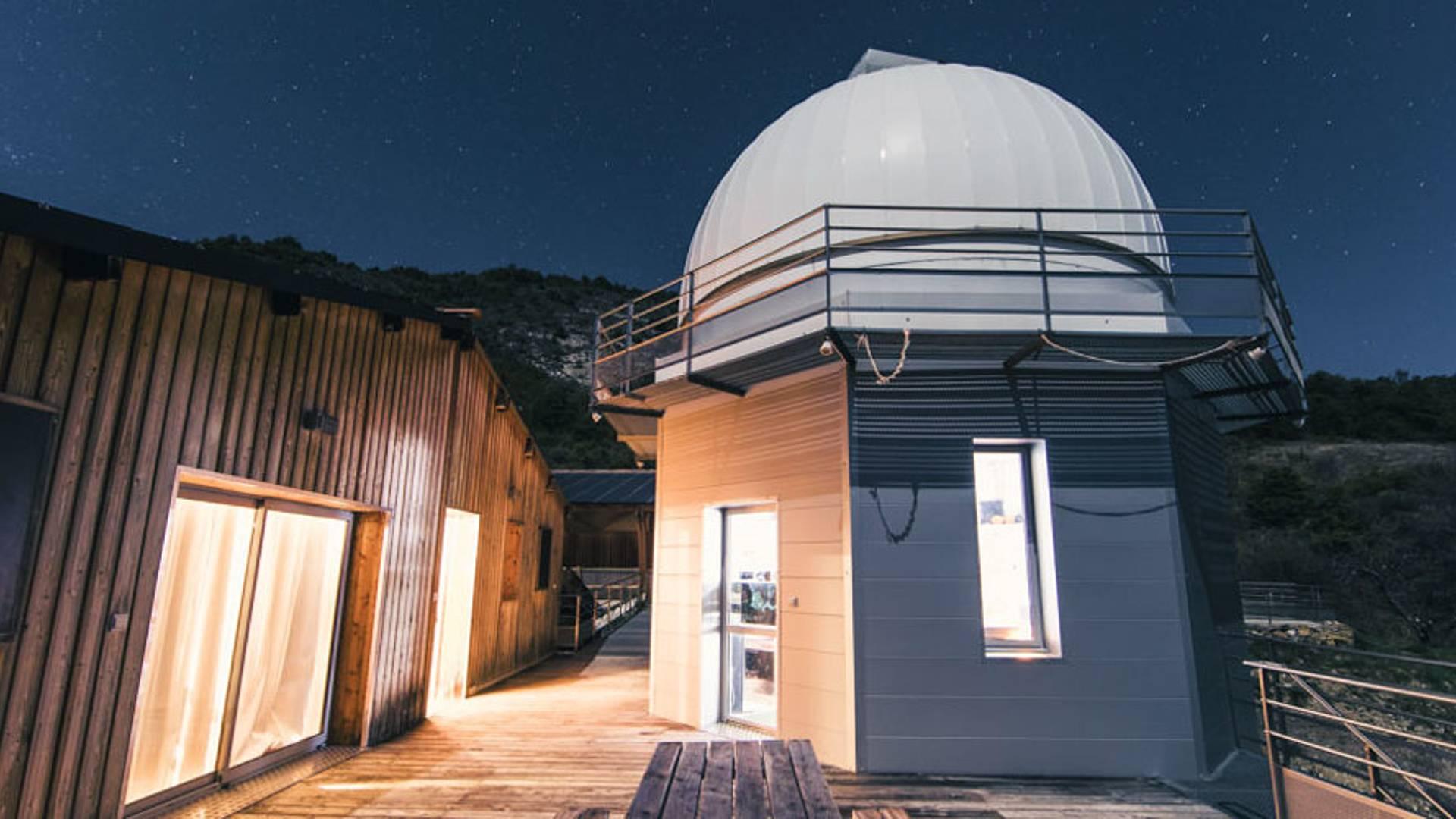 Une semaine dans la vie d'un astronome en Provence