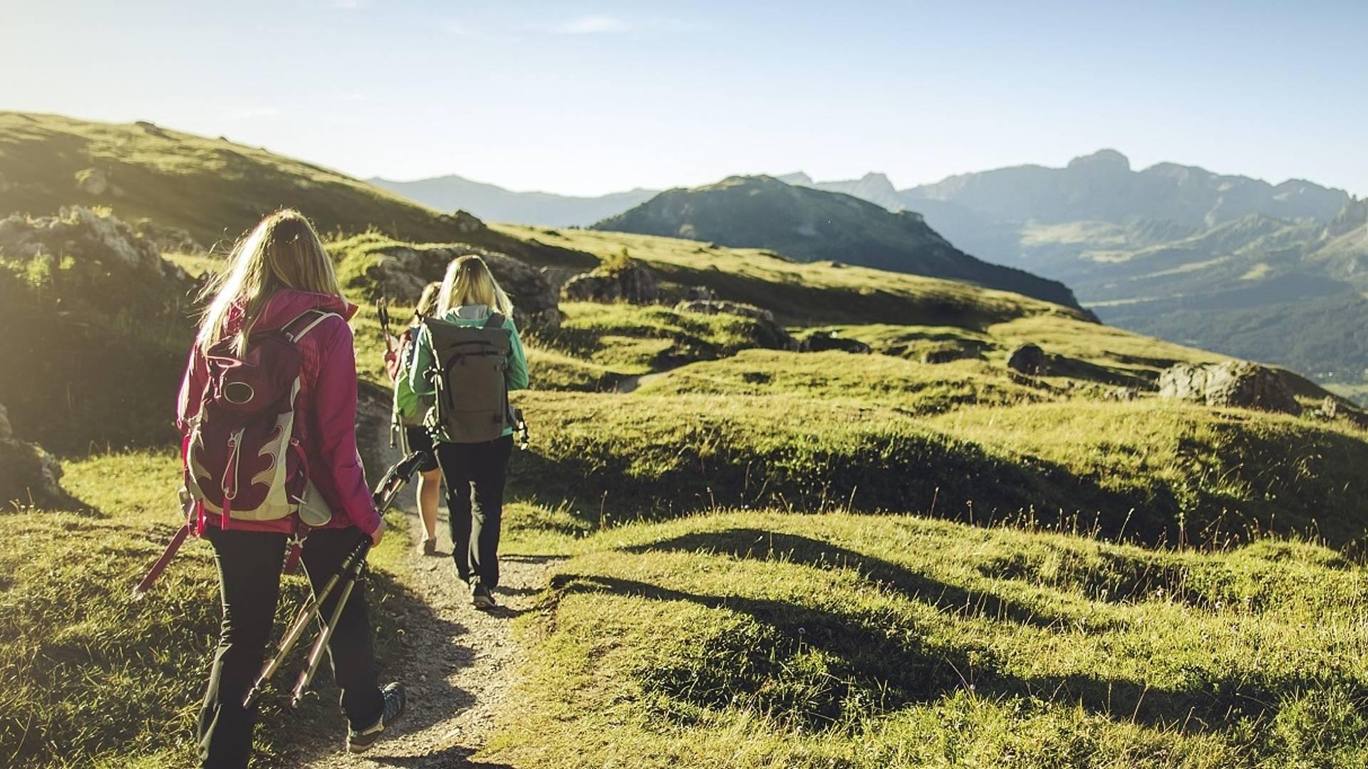 Les plus beaux sentiers des Alpes du Sud entre France et Italie