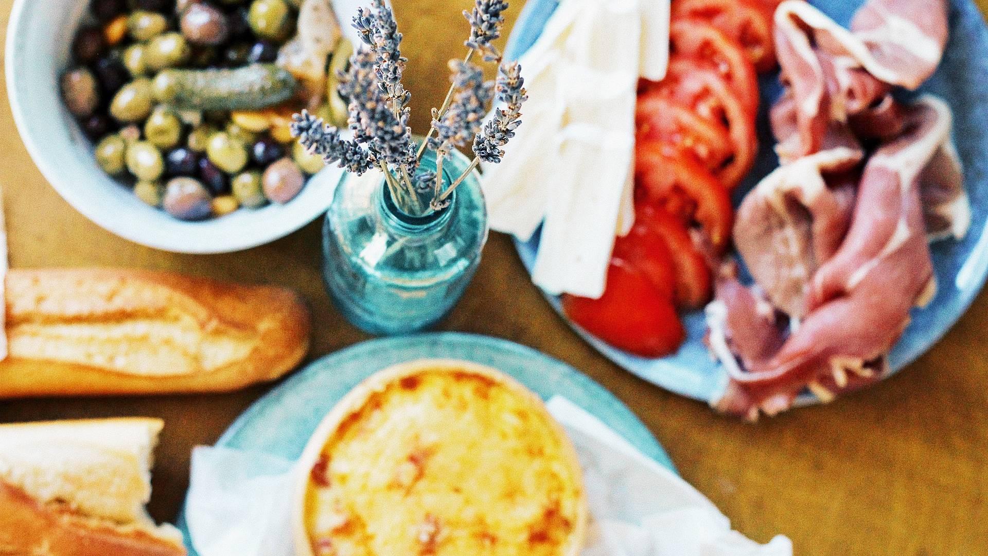 Autour de la gastronomie provençale