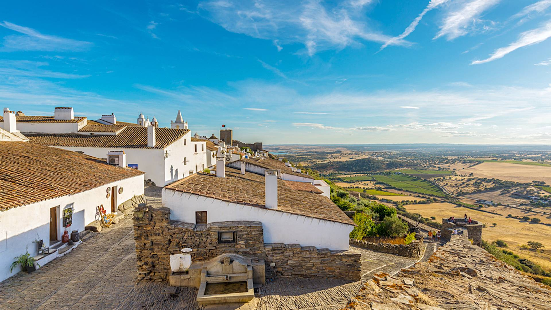 Gastronomie, Kultur und Landschaft Südportugals
