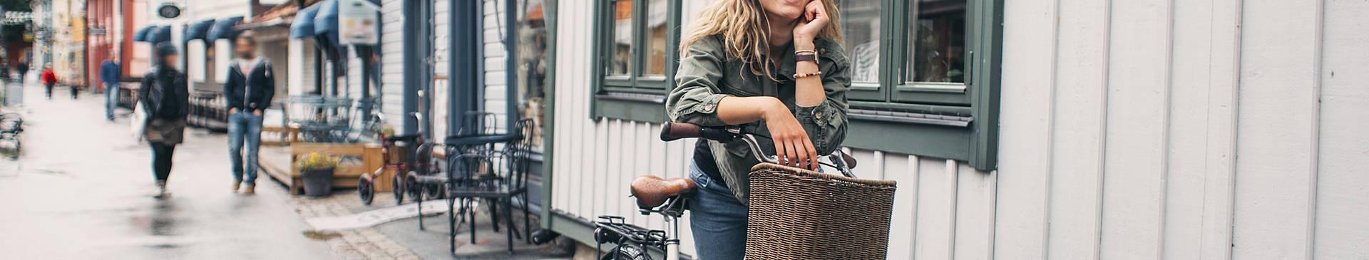La Suède à vélo