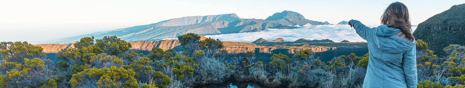 Vacances en famille à la Réunion