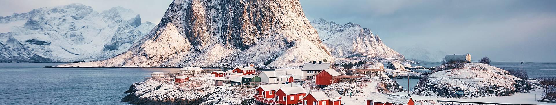 Voyage aux îles Lofoten et Vesterålen