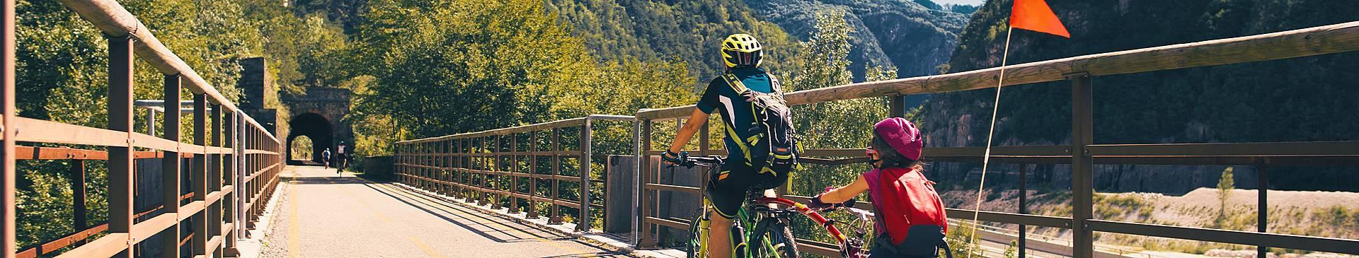 Vélo en Italie