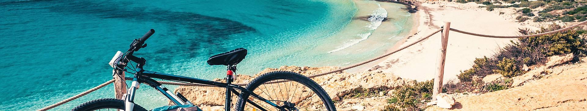 Circuits Vélo en Sicile