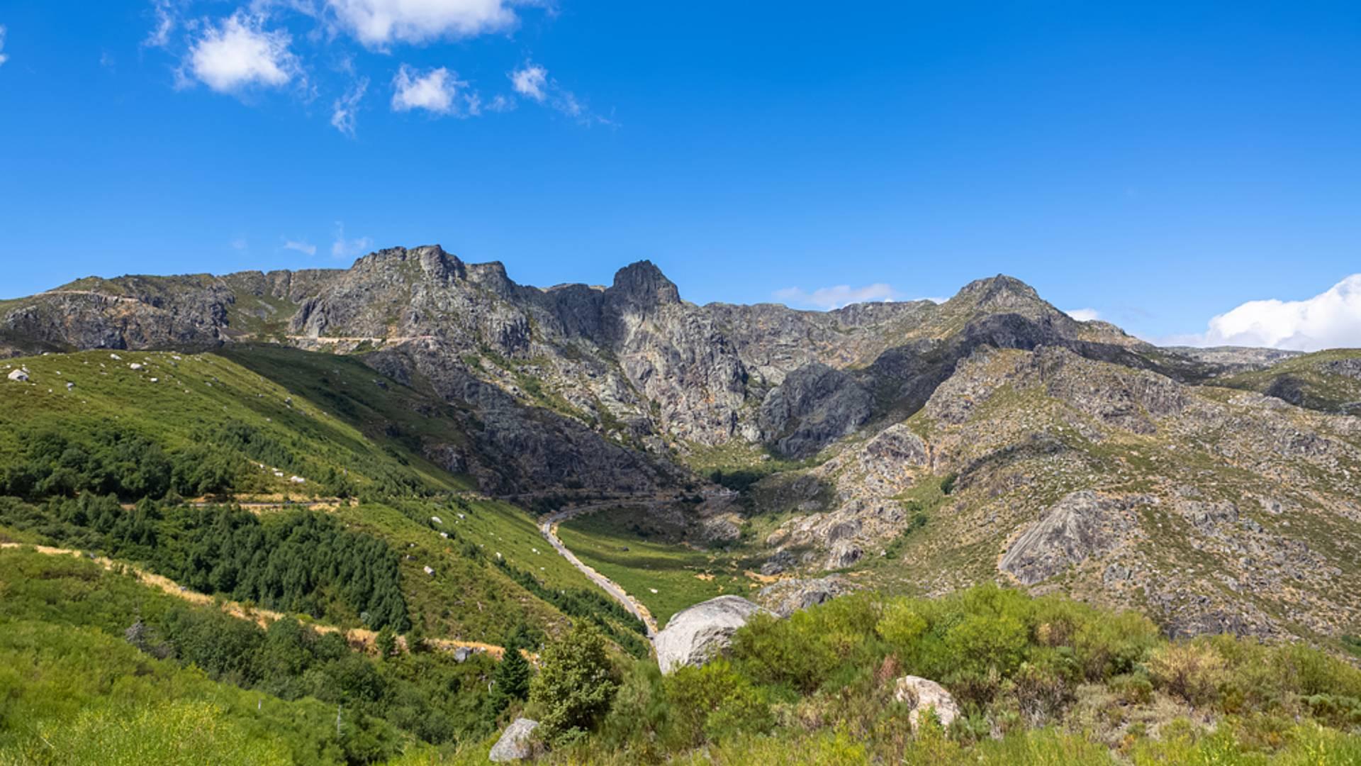 Trekking tra i sentieri della Serra da Estrela