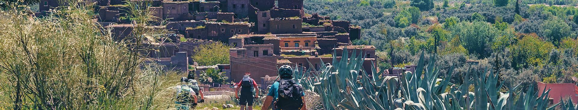 Viaggi in bici in Marocco
