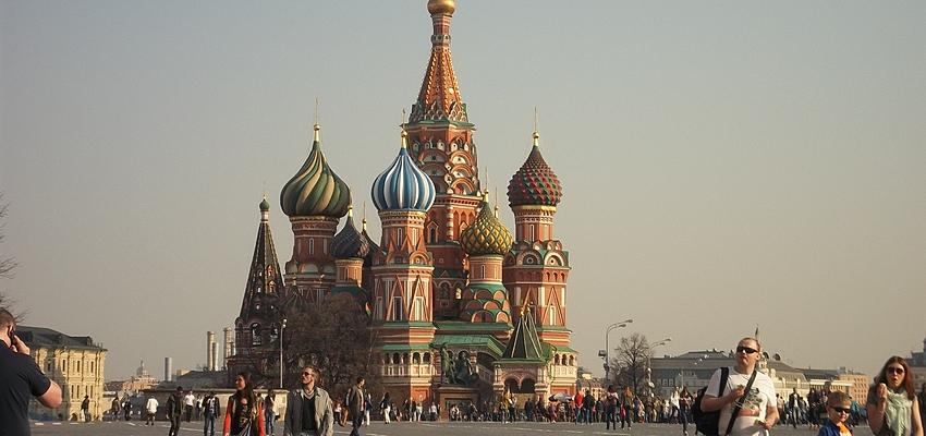 Catedral de San Basilio el Bendito en Moscú