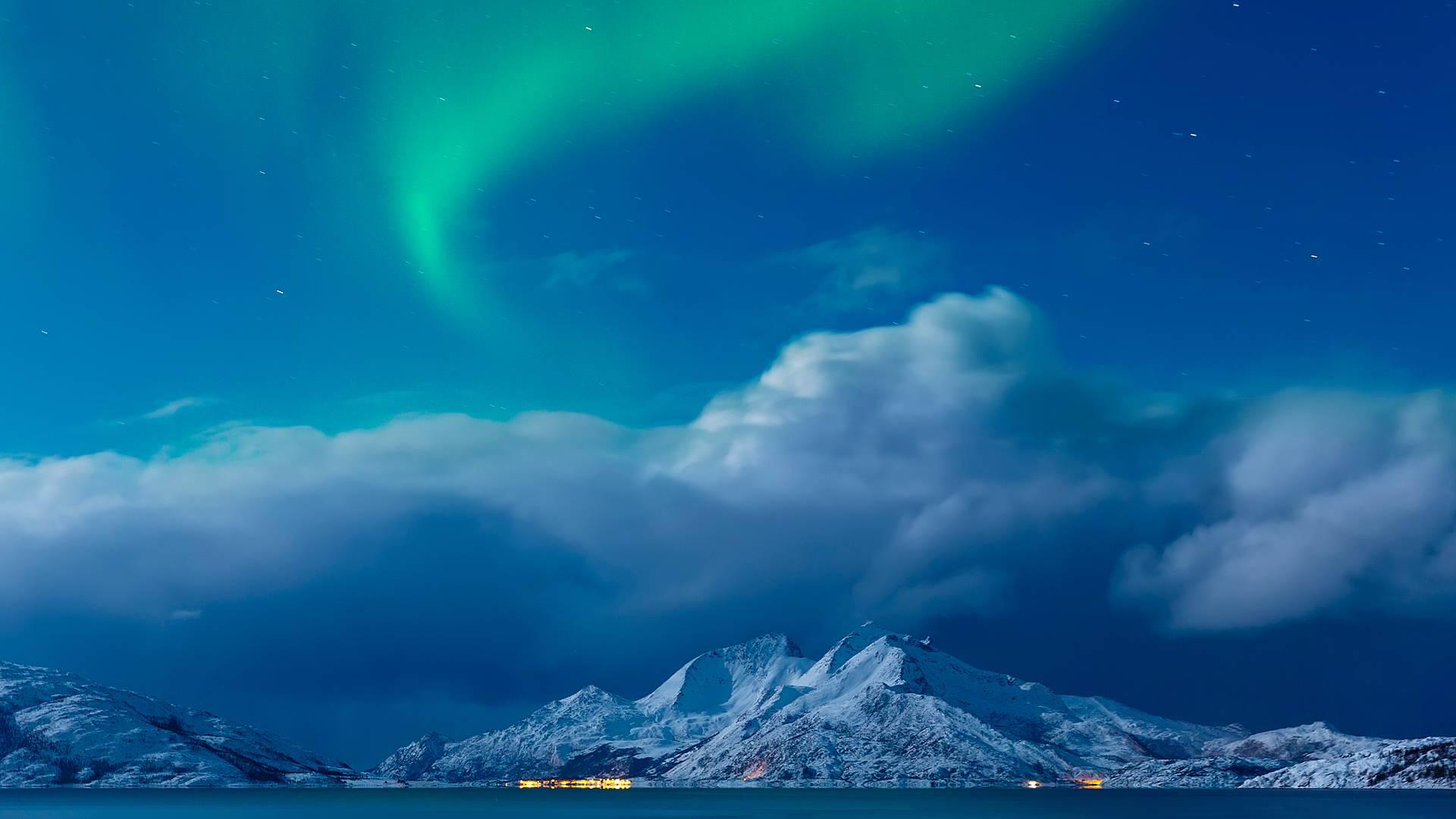 La magica danza delle Luci del Nord
