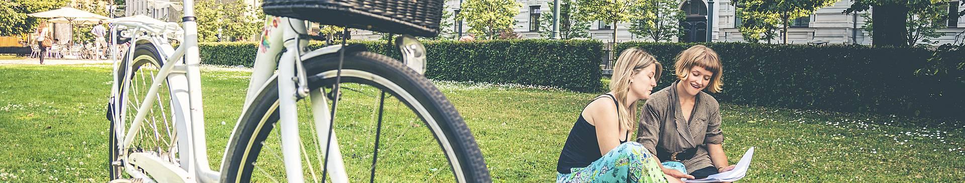 Países Bálticos en bicicleta