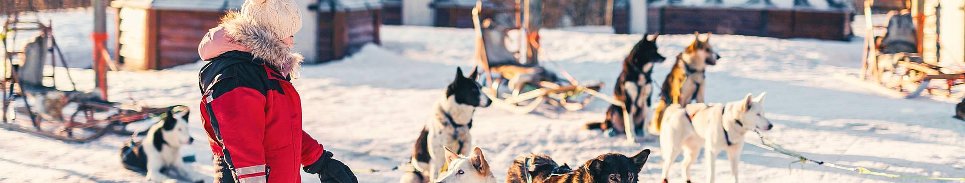 Viajes a Noruega en invierno