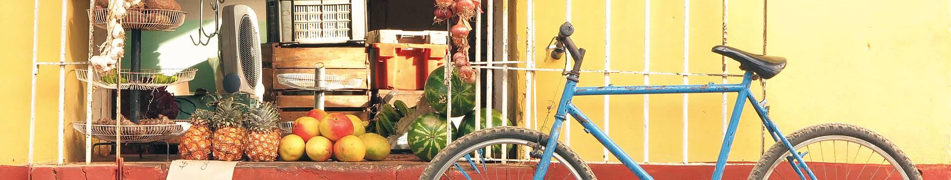 Radreisen und Radtour Kuba
