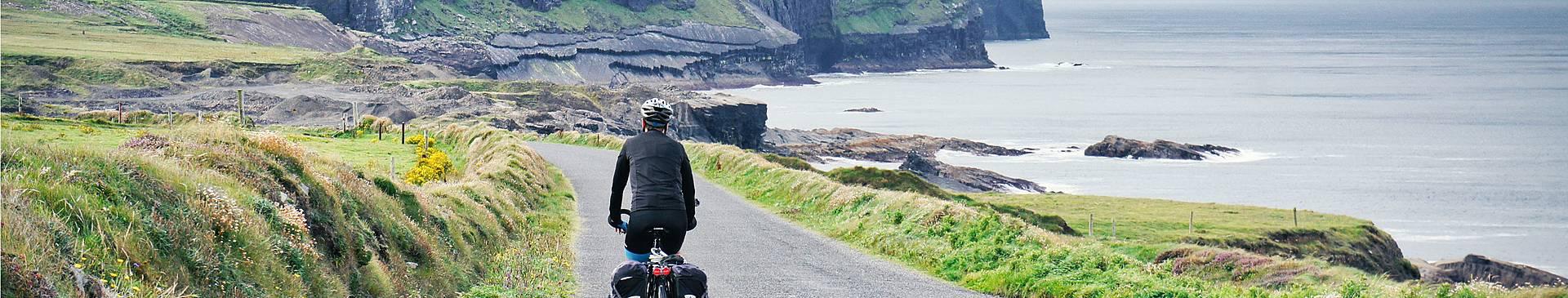 Radreisen in Irland