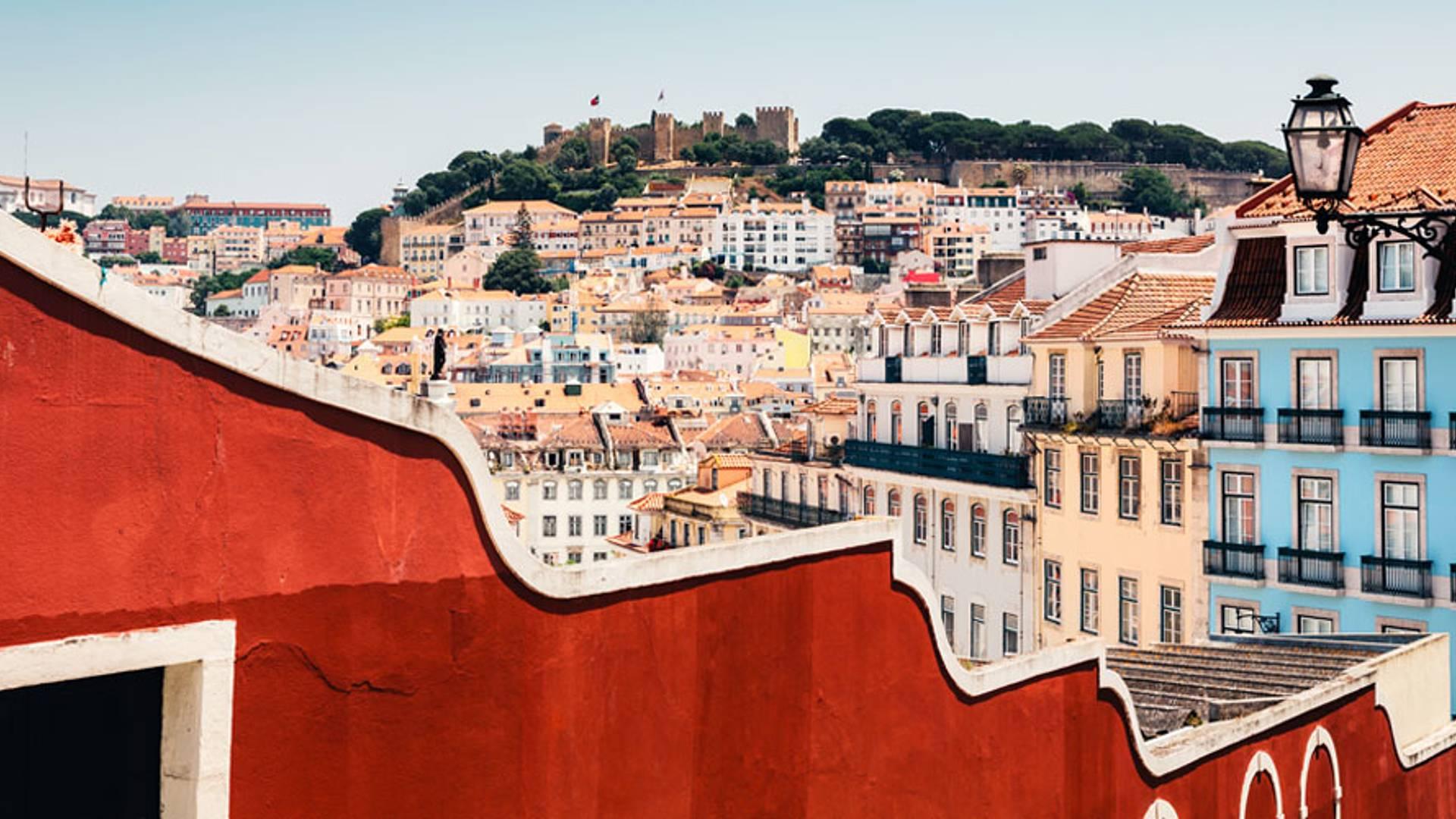 Lisbonne, la cité aux millecouleurs