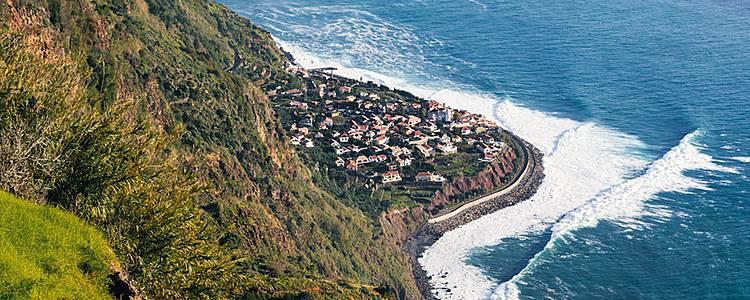 Randonnées douces sur la côte sud de l'île