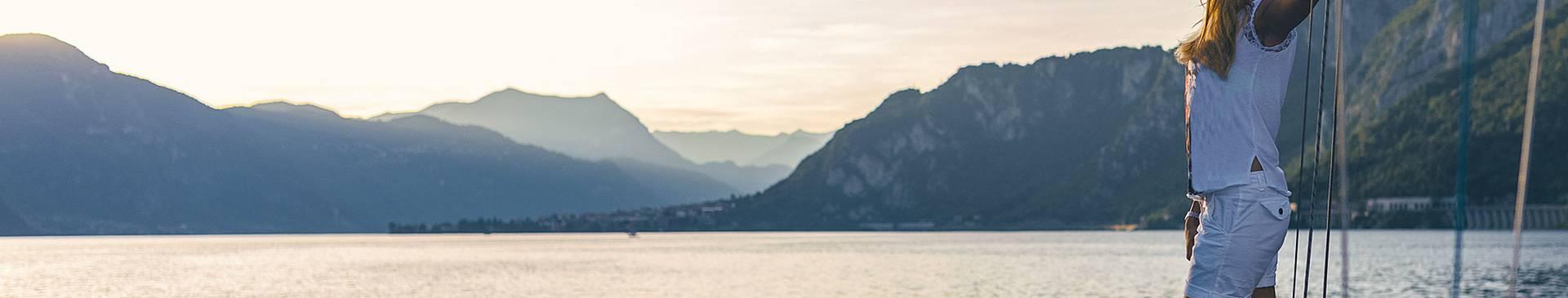 Croisière et Balade en bateau en Italie