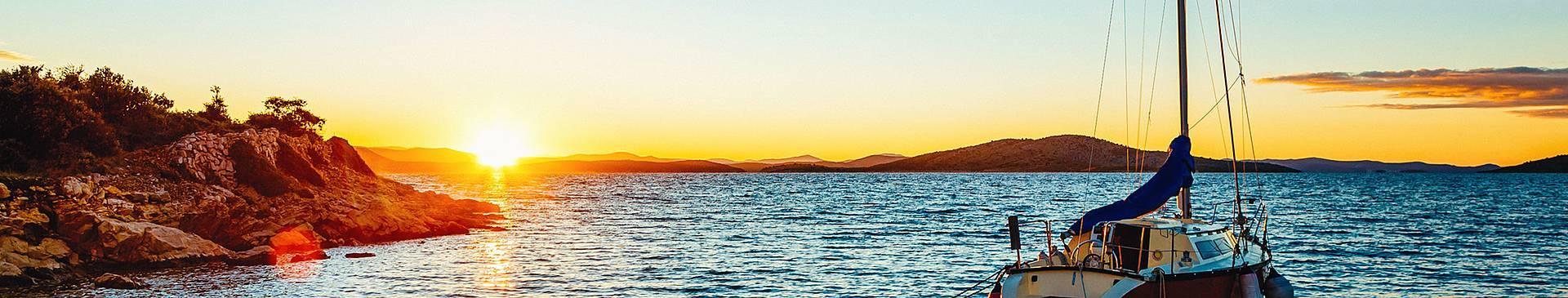 Croisière et Balade en bateau en Croatie