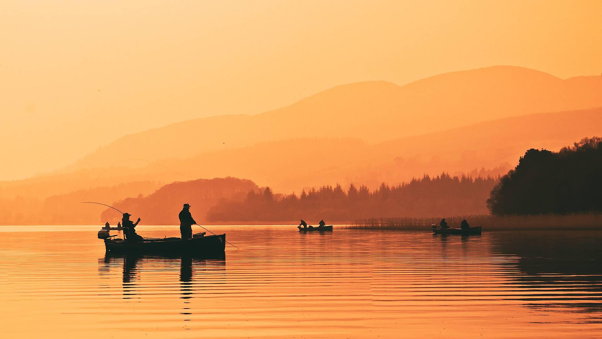 Séjour de pêche en groupe privé
