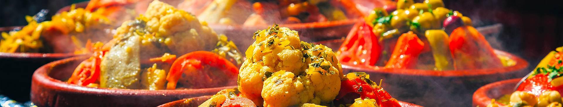Circuits Gastronomie et Œnologie au Maroc