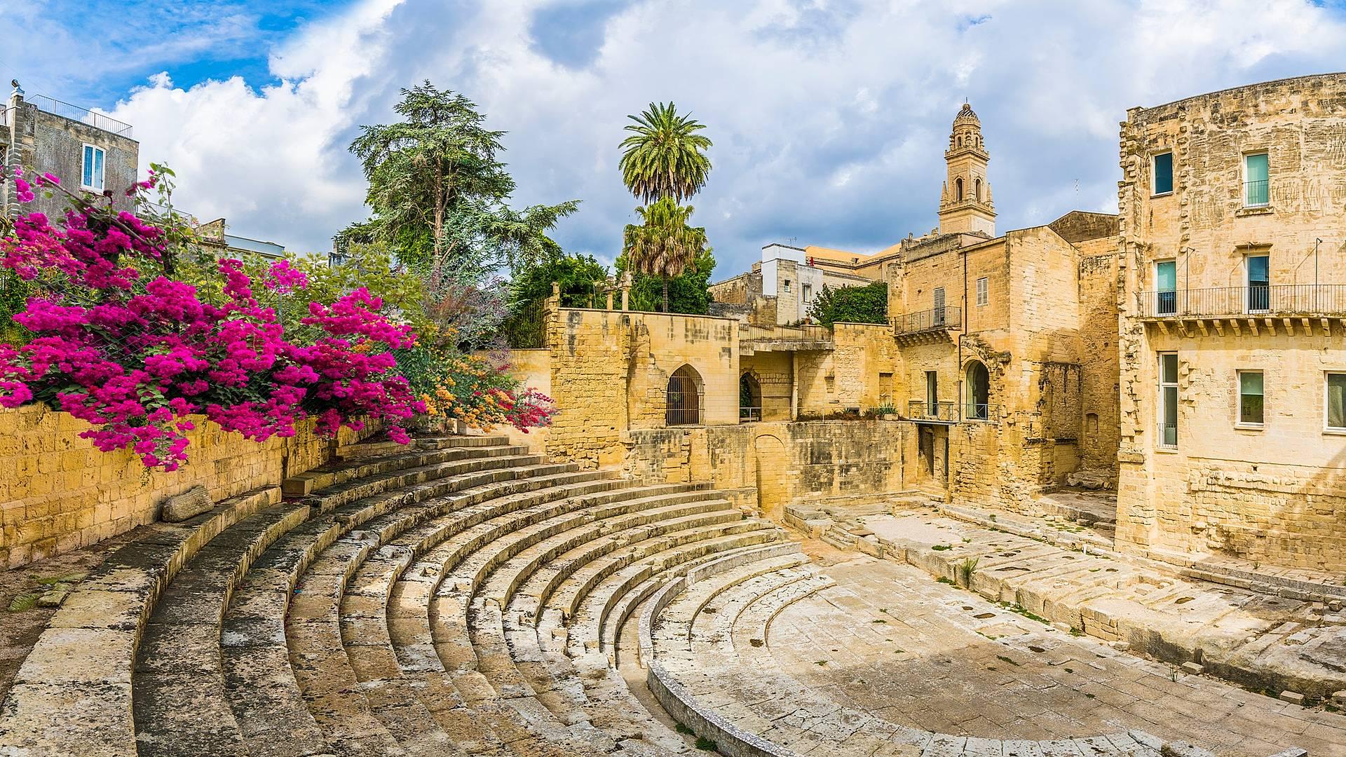 Juwelen Süditaliens: Apulien und Basilikata