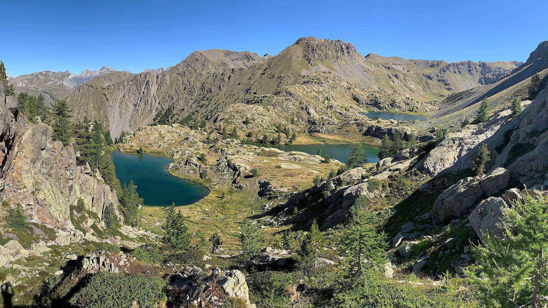 Mercantour et Vallée des Merveilles : randonnée en petit groupe