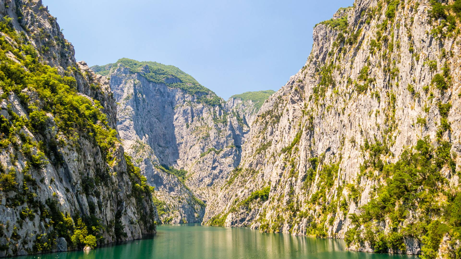 Nature et patrimoine de l'Albanie du Nord