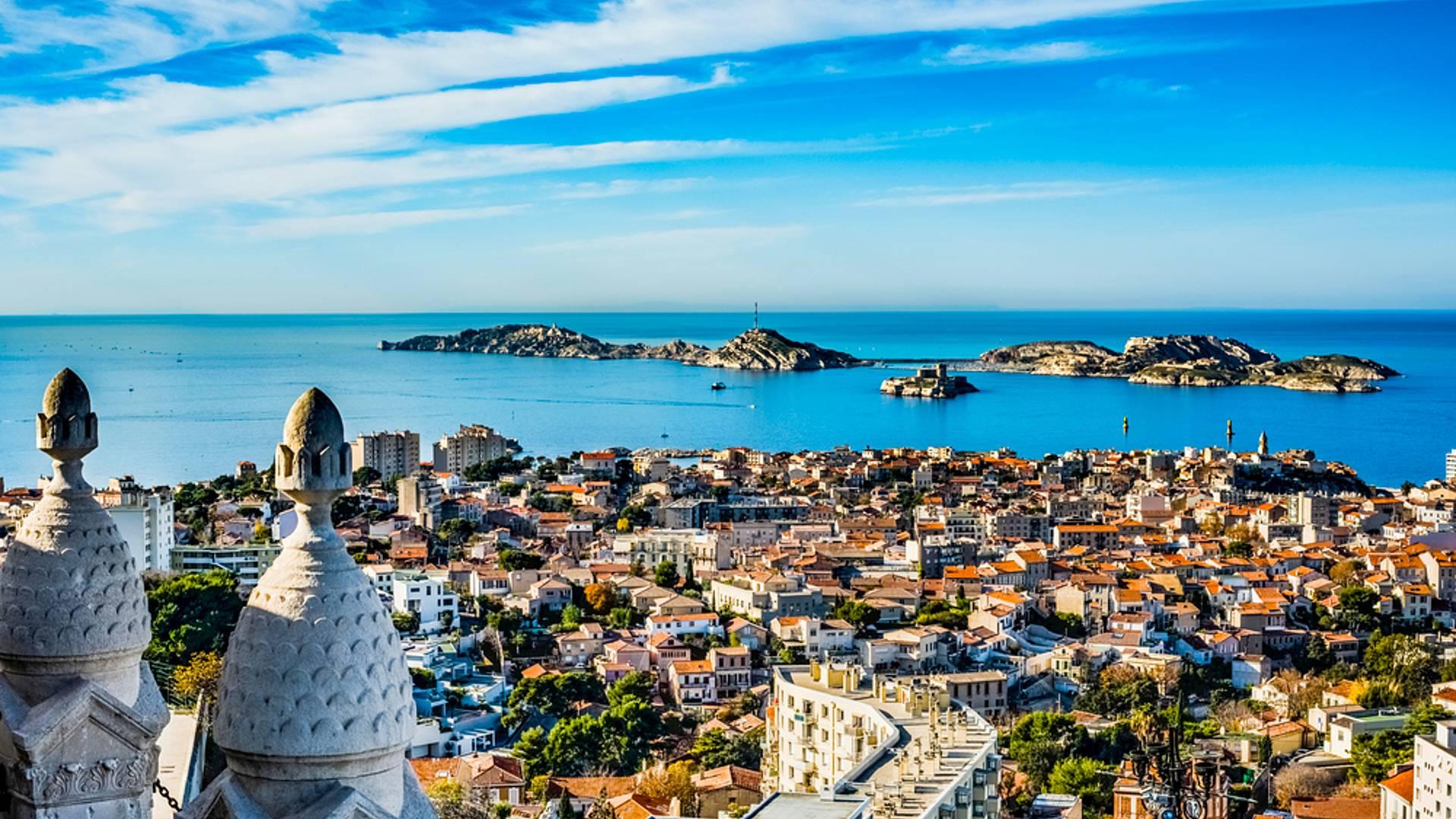 De Marseille à Cassis en liberté