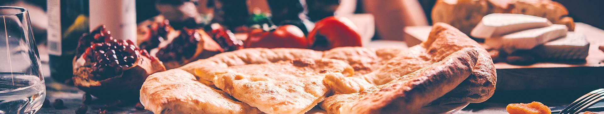 Rutas gastronómicas y enológicas por Georgia