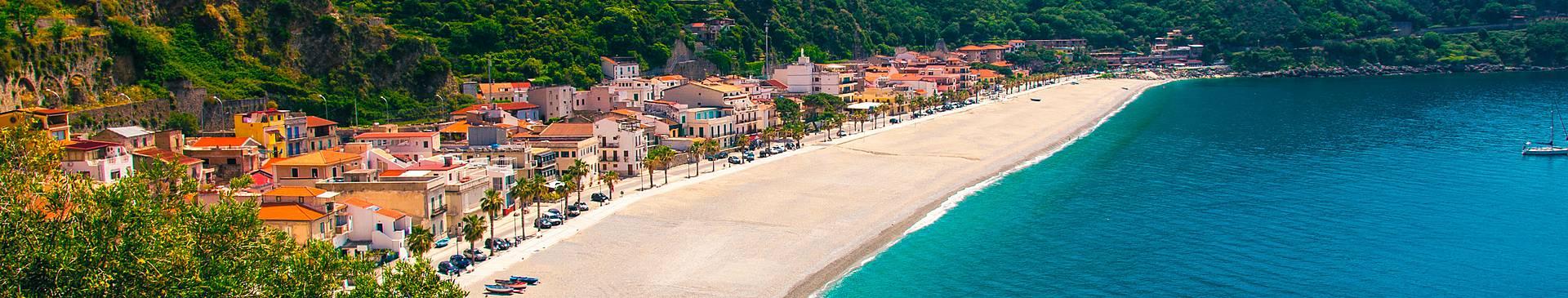 Strand und Meer Italien Reisen