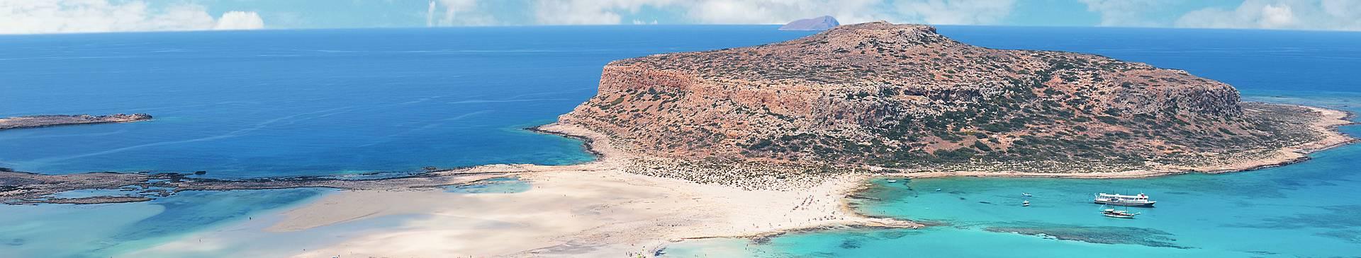 Strand und Meer Kreta Reisen