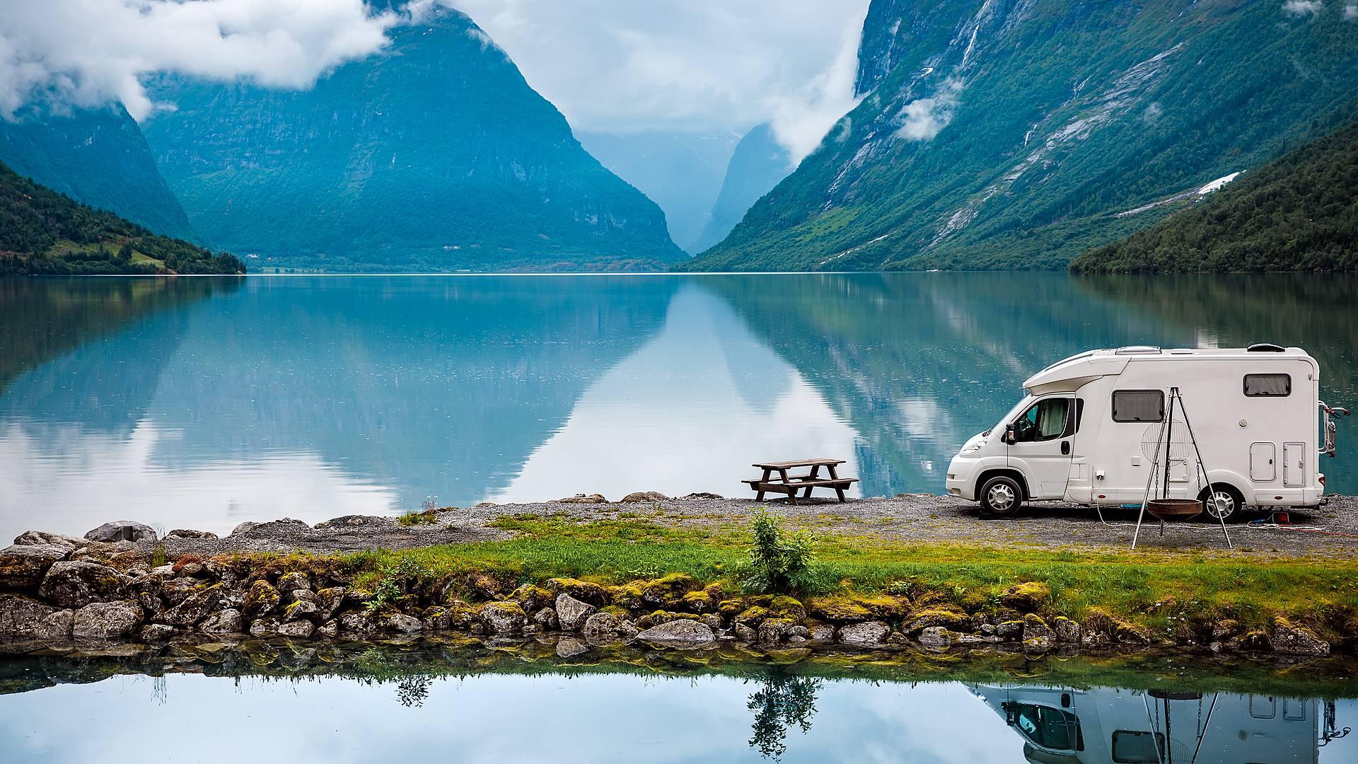 En autocaravana por los fiordos noruegos