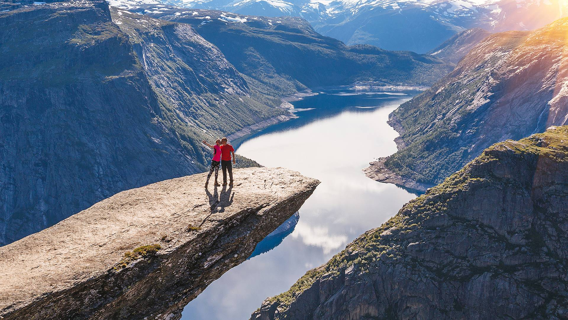 Romance y Aventura en Noruega