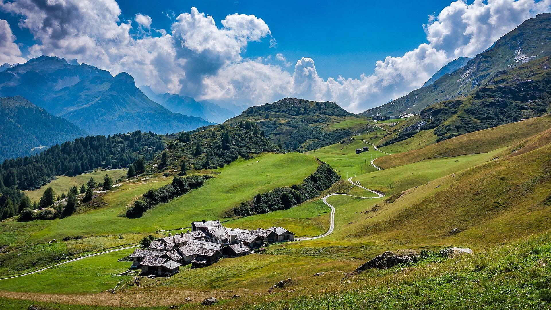 Road trip des Alpes à la mer en voiture électrique