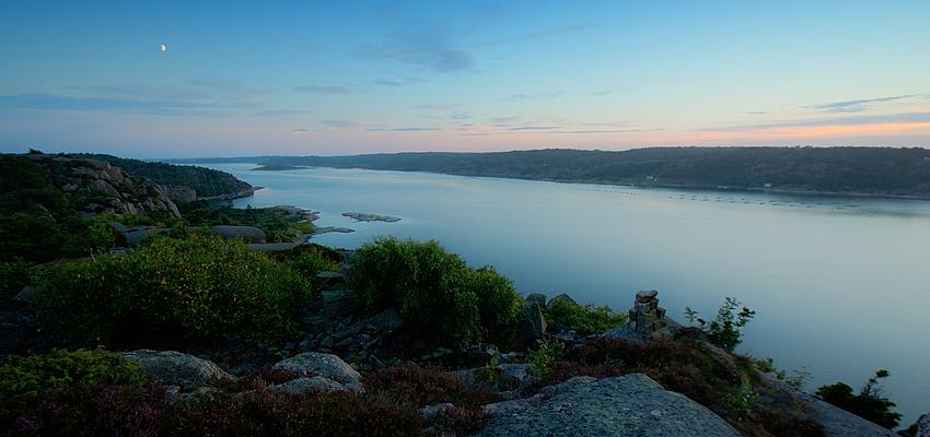 El agua, muy presente en Suecia
