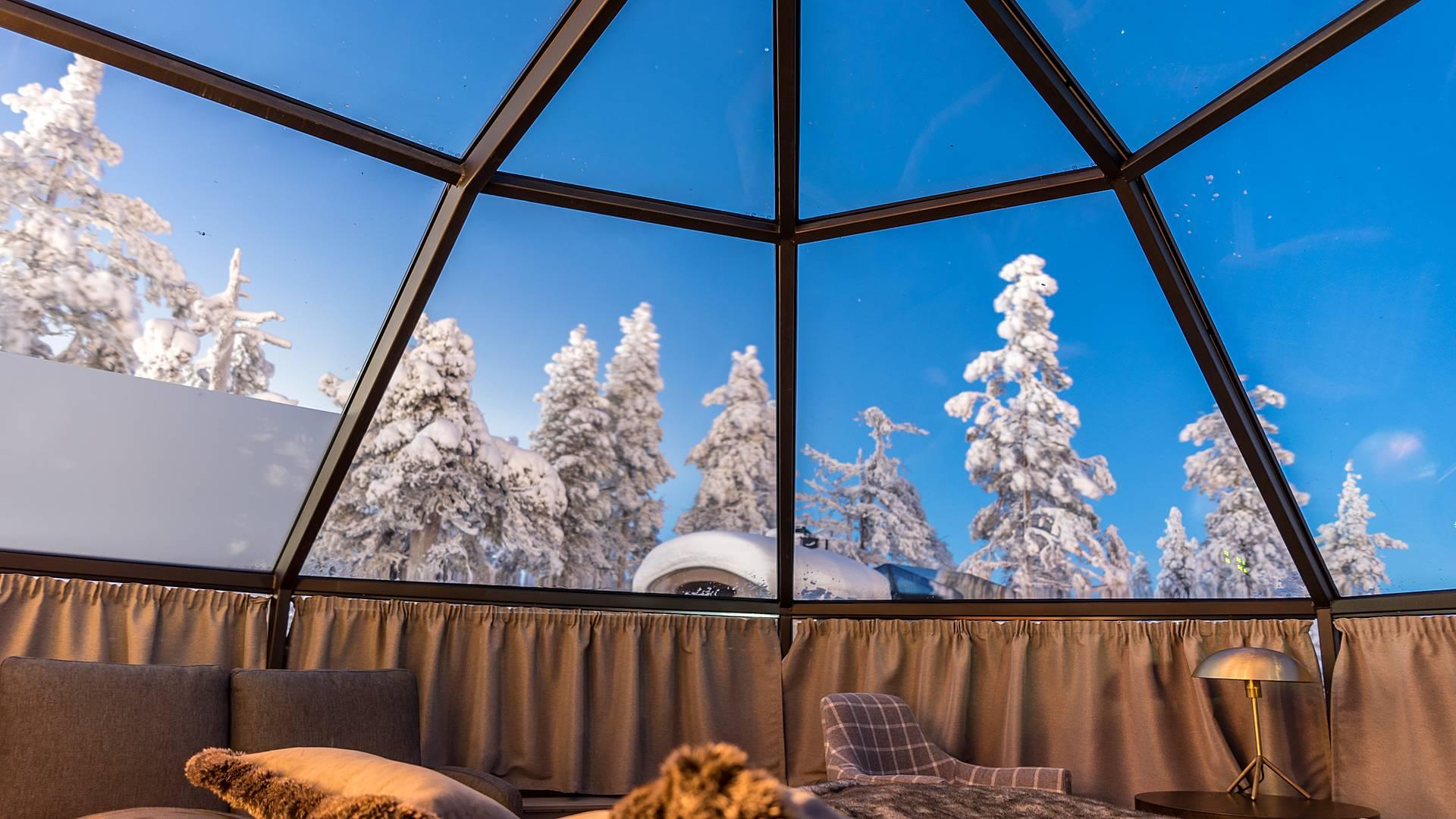 Außergewöhnliche Reise in Lappland