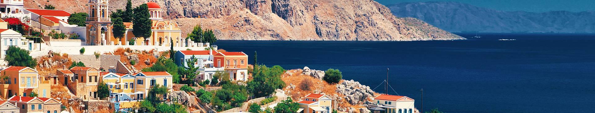 Ciudades para visitar en Grecia