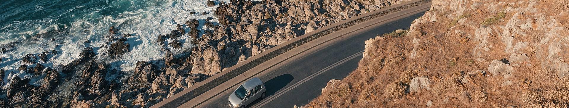 Rutas en coche por Grecia