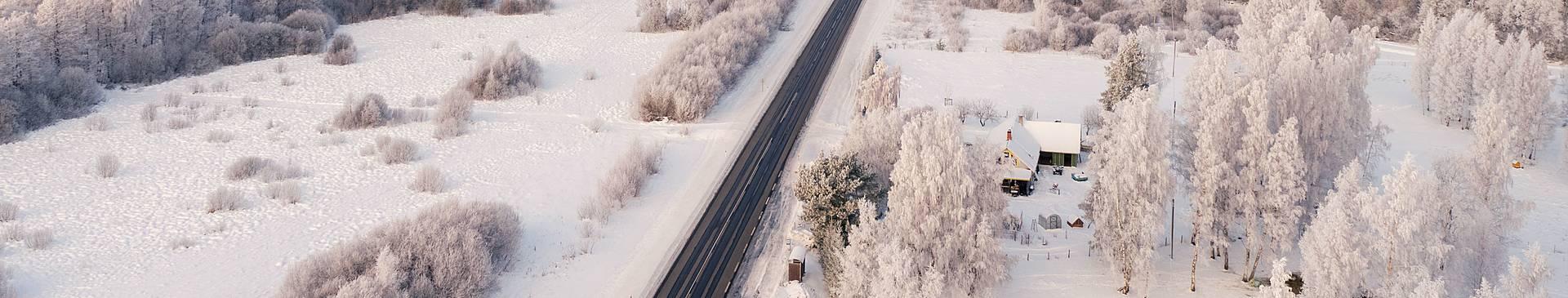 Road trip aux Pays Baltes
