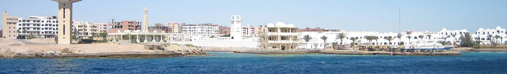 Côte Egyptienne de la Mer Rouge