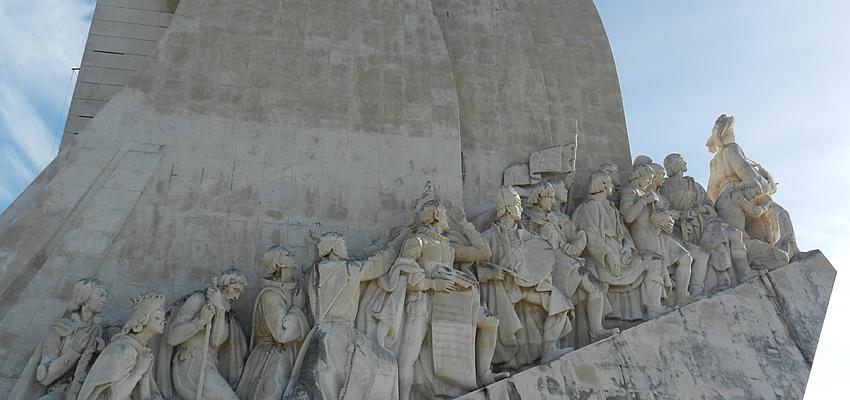 Le célèbre monument des découvreurs à Bélem
