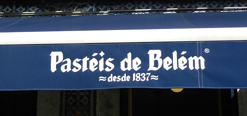 Un culte de la patisserie portugaise