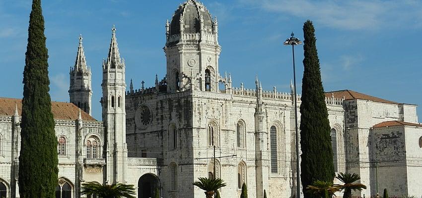 A Bélem près de Lisbonne