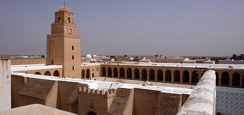 Mezquita de Kairuán