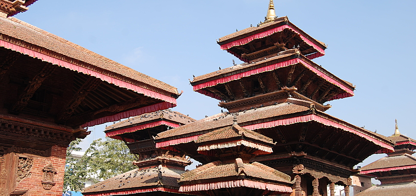 Durbar Square, Katmandú
