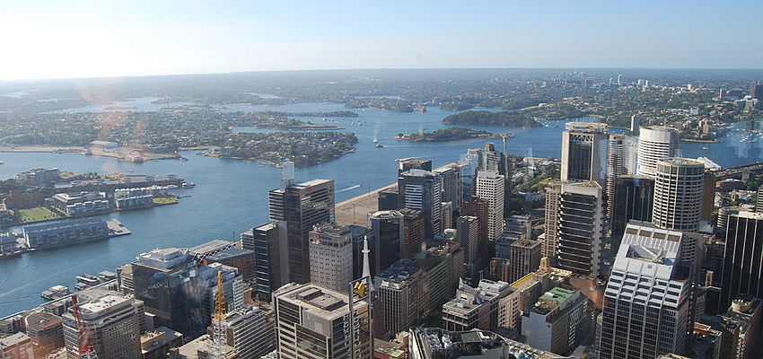 Sydney, Australia's biggest city