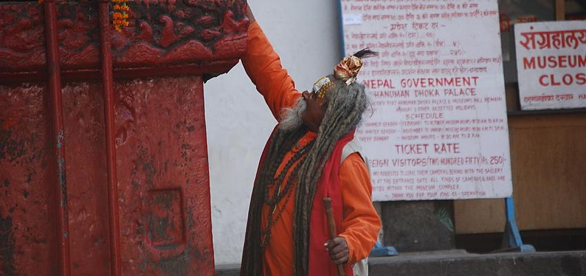 Life in Katmandu