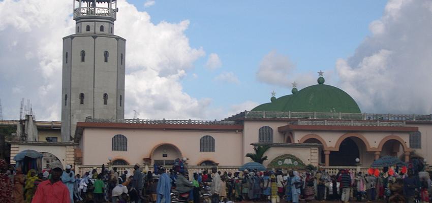 Mosquée de Bafoussam