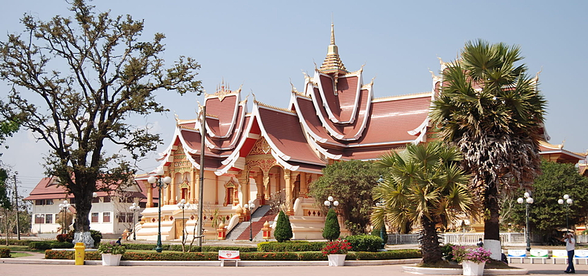 A Vientiane