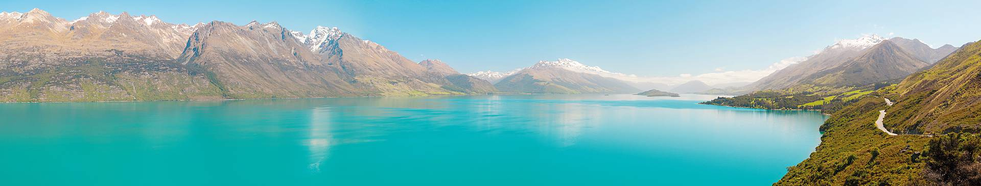 New Zealand in May