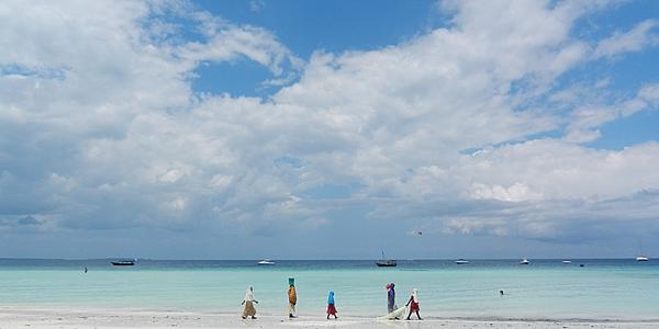 La vie sur Zanzibar